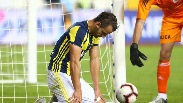 Fenerbahçe gülmeyi unuttu