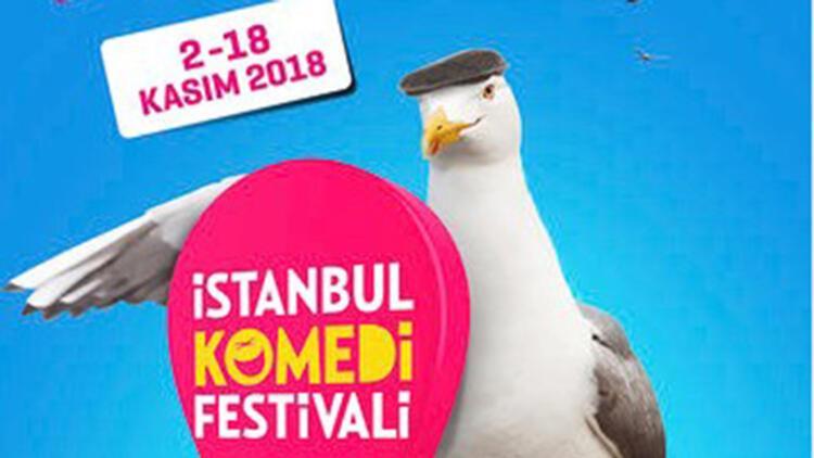 İstanbul Komedi Festivali için geri sayım başladı