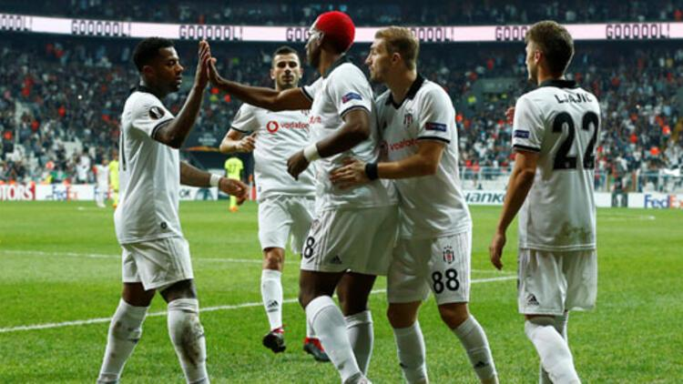 Beşiktaş, Avrupa kupalarında 213. maçına çıkıyor