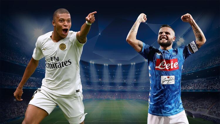 'PSG-Napoli' maçının '2.5 ÜST' oranındaki müthiş düşüş! 1,35'ten...