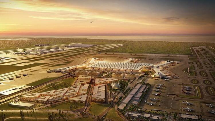 İstanbul'un yeni havalimanının ısı ve enerji ihtiyacı atıklardan karşılanacak