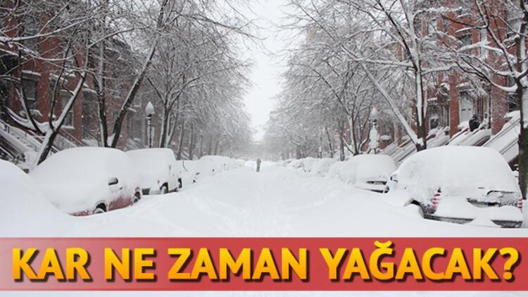 İstanbul'da kar ne zaman yağacak? Meteoroloji'den soğuk hava uyarısı!