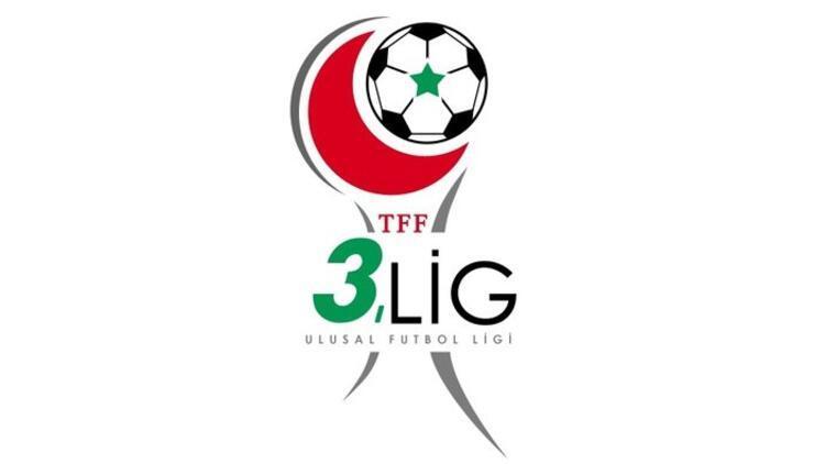 TFF 3. Lig'de 10. hafta bir maç dışında tamamlandı