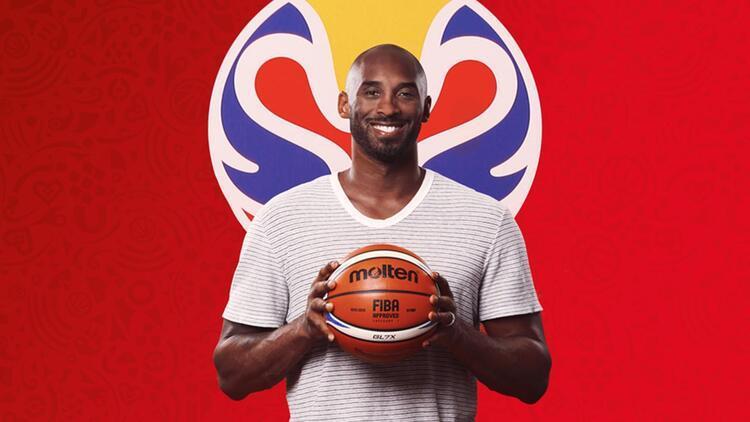 Kobe Bryant, FIBA Basketbol Dünya Kupası 2019'un 'Global Elçisi' oldu