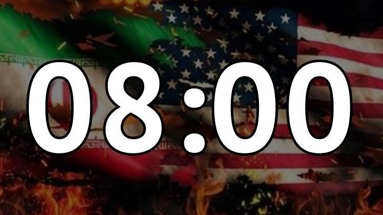Dünya endişeyle bekliyor! Yarın sabah 08.00'de başlıyor...
