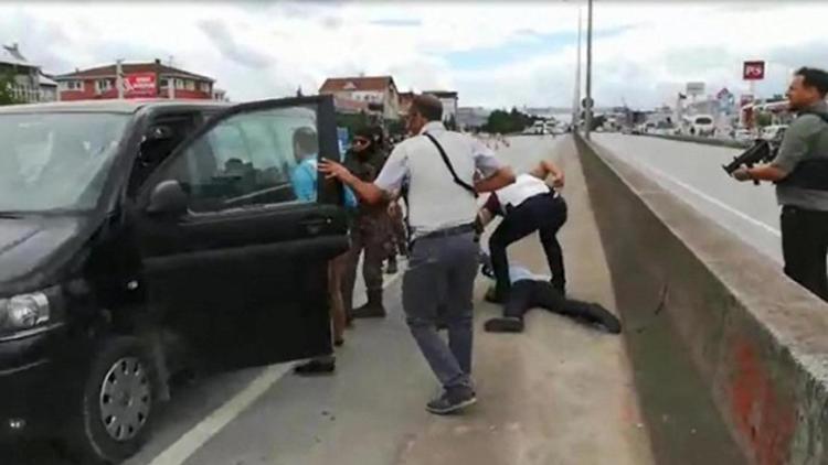 İfadeler ortaya çıktı: Aracı Kılıçdaroğlu'nun üzerine sürecektim