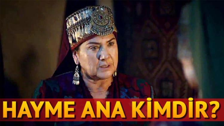 Diriliş Ertuğrul dizisinin Hayme Ana'sı Hülya Darcan kimdir?
