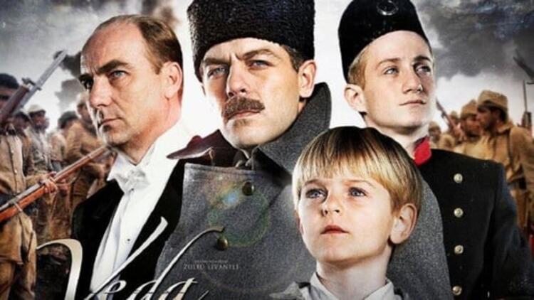 Veda filminde Atatürk rolünü canlandıran oyuncular kimdir? 10 Kasım hadi ipucu sorusu