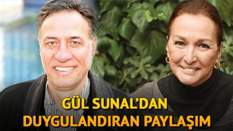 Kemal Sunal'ın doğum gününde eşi Gül Sunal'dan duygulandıran paylaşım