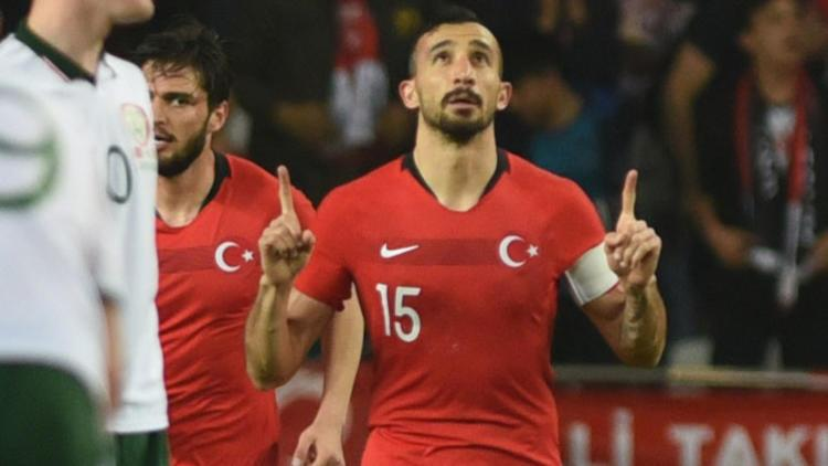 Mehmet Topal aday kadroya çağrıldı