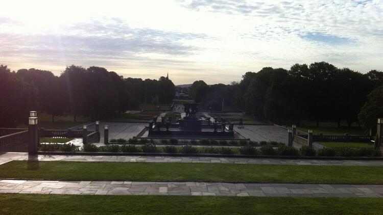 Huzurlu ve sakin: Oslo