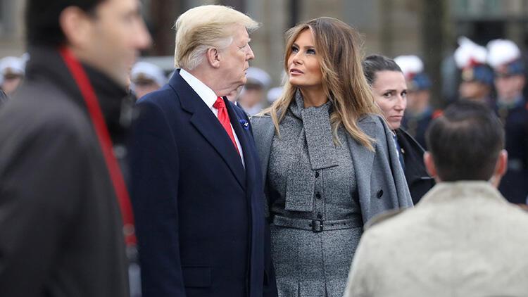 Şok iddia! 'Melania Trump Beyaz Saray danışmanını kovdurdu'