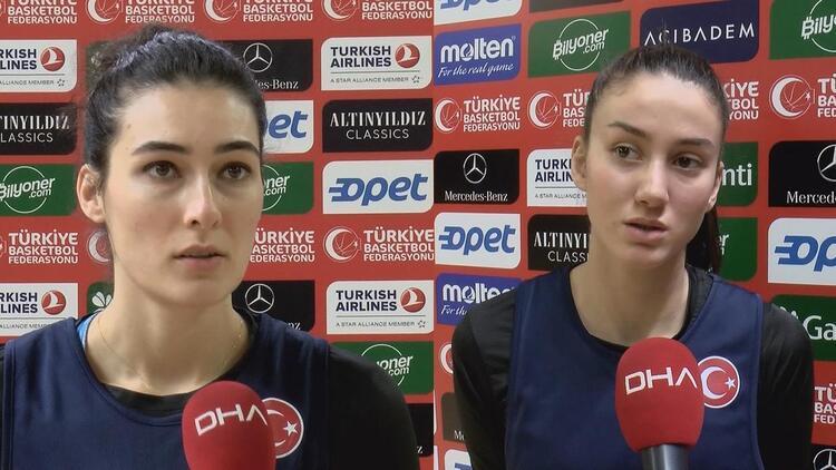 A Milli Kadın Basketbol Takımı hedefe kilitlendi!