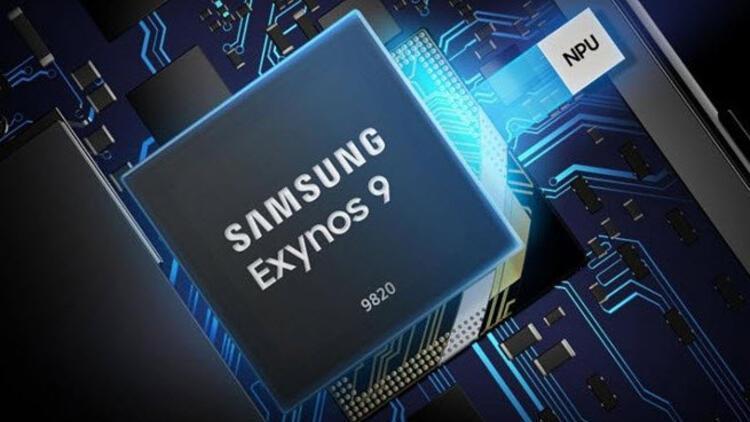 Galaxy S10'un işlemcisi Exynos 9820 resmen duyuruldu