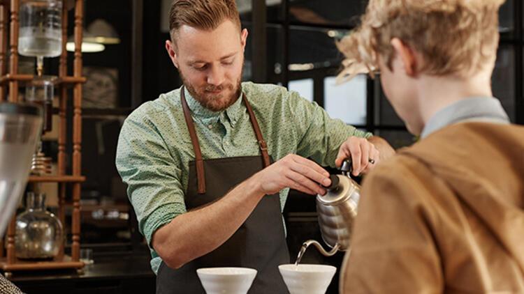 Türkiye'de bir ilk: Üniversitede kahve eğitimi