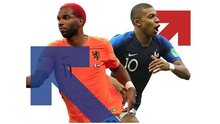 Hollanda, Fransa'yı mutlaka yenmek zorunda! iddaa'nın favorisi ise...