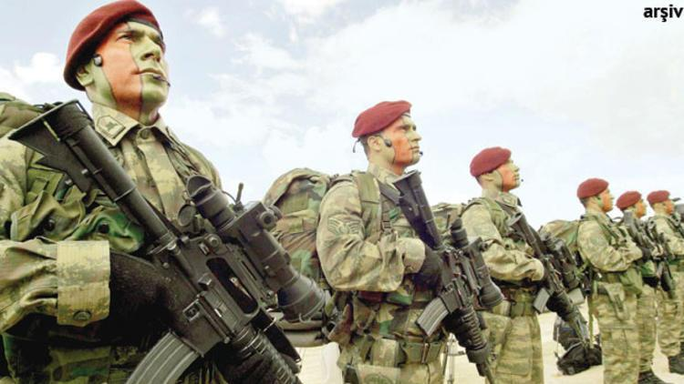Afrin'de 'Bordo Bereli' operasyon