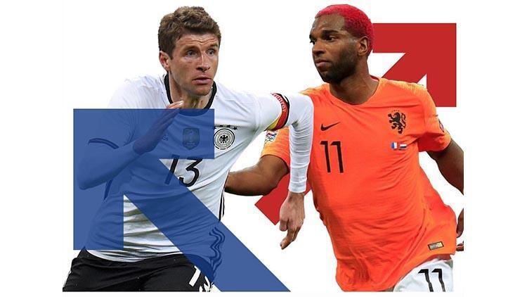Hollanda, B Ligi'ne düşen Almanya'ya yenilmezse...