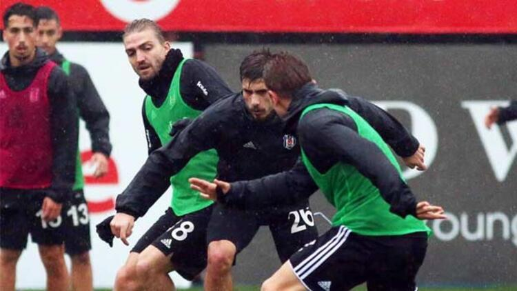 Beşiktaş'ta Ankaragücü maçı hazırlıkları