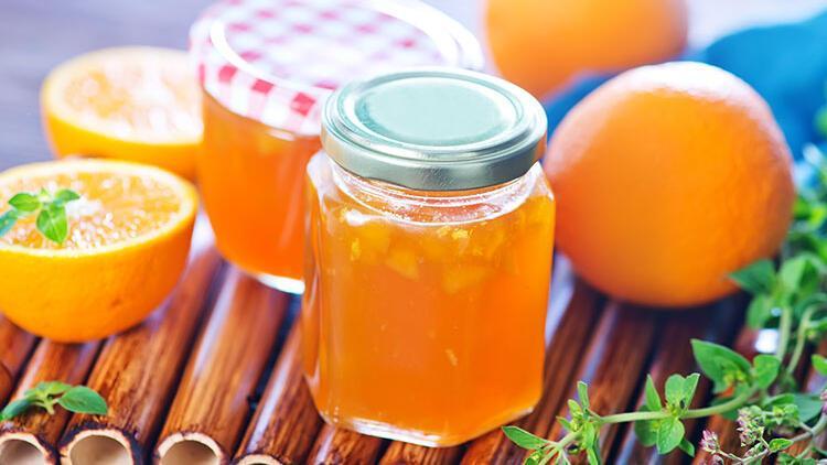 Portakal reçeli yapmanın püf noktaları