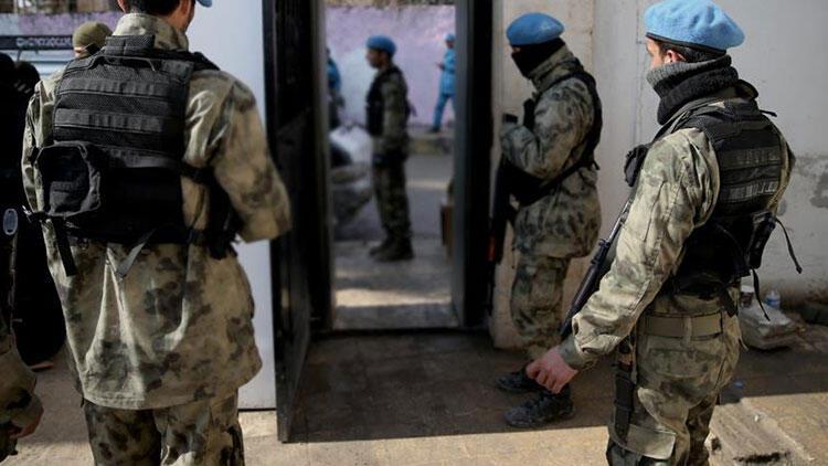 Suriye'de çete operasyonu