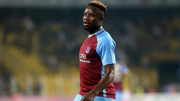 Trabzonspor, Onazi'nin son durumunu açıkladı