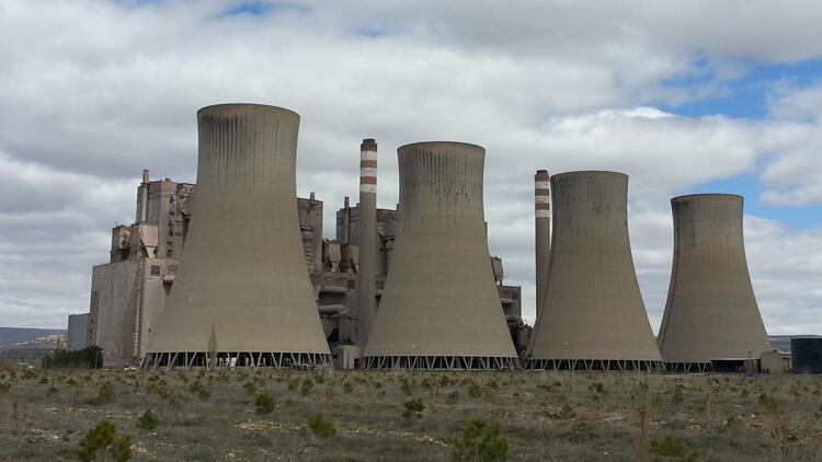 Afşin Elbistan A Termik Santrali Çelikler Holding'e devrediliyor