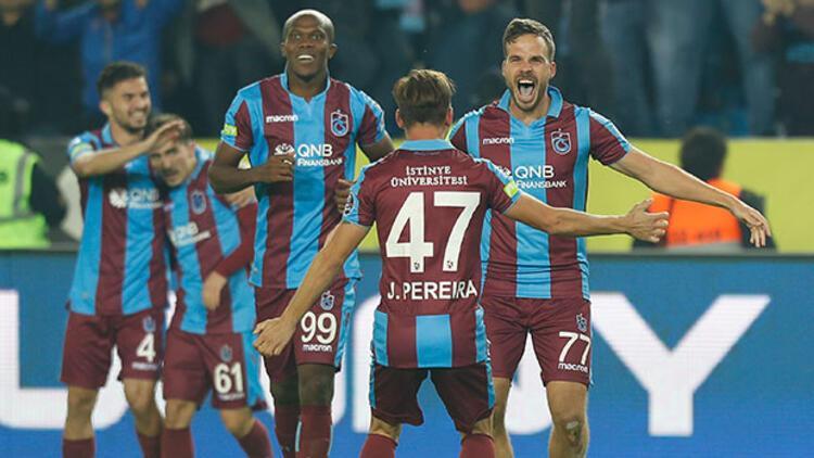 Trabzonspor 8 Yil Sonra Evinde Fenerbahce Yi Yendi