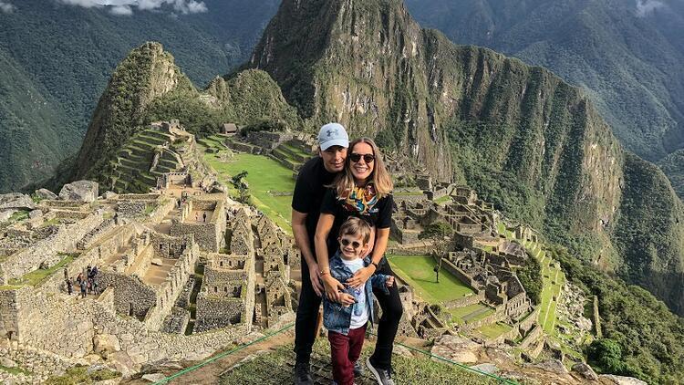 Bulutların üzerindeki kayıp şehir: Machu Picchu
