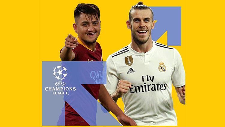Cengiz Ünder'li Roma, Real Madrid'i ağırlıyor! iddaa'da TEK MAÇ...