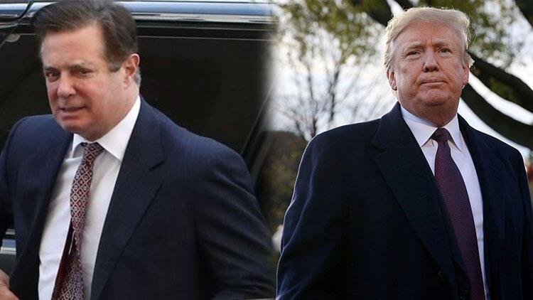 Trump'ın eski kampanya direktörü Manafort 'FBI'ya yalan söyledi', anlaşma bozuldu