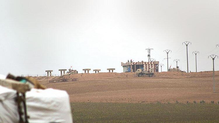 İlk görüntü Tel Abyad'dan