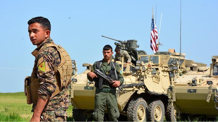 ABDden 30 bin kişilik terör ordusu iddiasına cevap