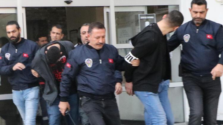 Mersin'de dehşet İş adamını kör ettiler…