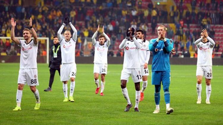 Beşiktaş Sarpsborg deplasmanında