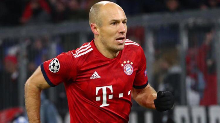 Robben 15 yıldır aynı golü atıyor
