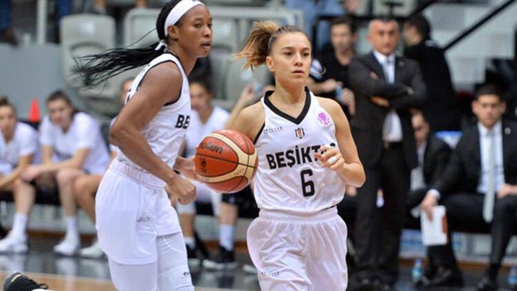 Beşiktaş Kadın Basketbol Takımı, Belarus deplasmanında