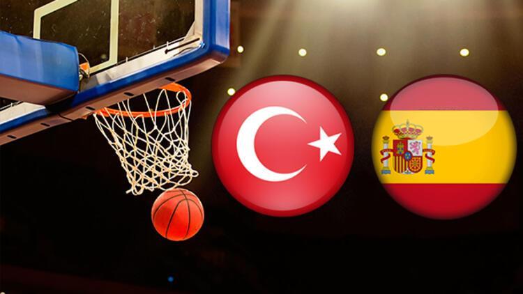 Türkiye İspanya basket maçı ne zaman saat kaçta hangi kanalda Biletler tükendi