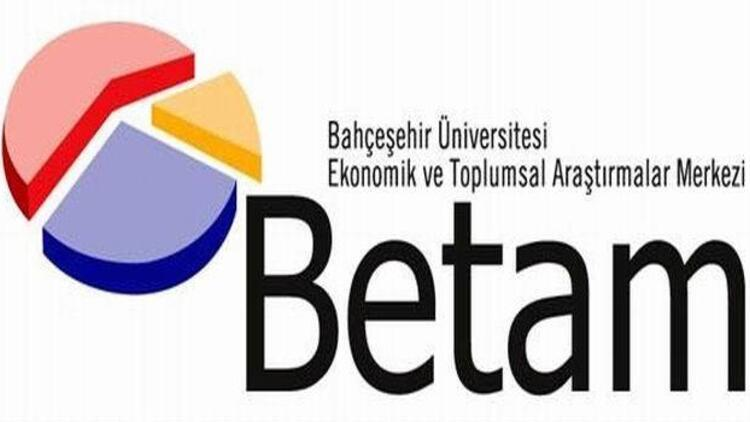 Betam: Üçüncü çeyrekte yıllık büyüme yüzde 1.7 olacak
