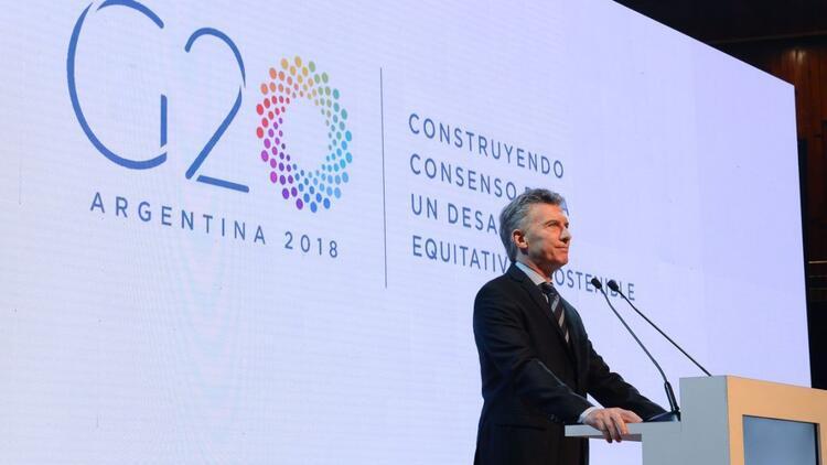 G20 liderleri serbest küresel ticareti genişletmeye çalışacak