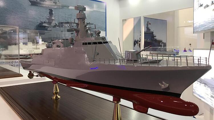 Pakistanın yeni gemi siparişleri yolda
