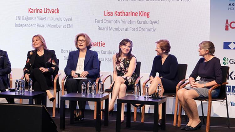 2018'de halka açık şirketlerde kadın yönetim kurulu üyesi oranı arttı