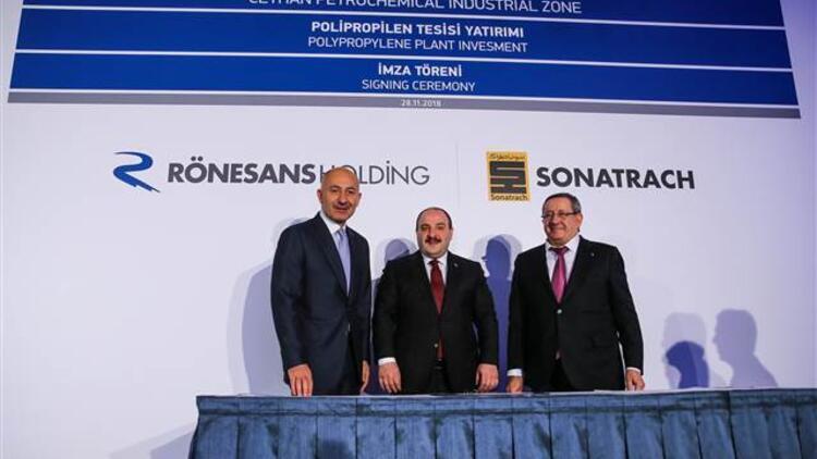İki ortak 1.2 milyar dolarlık yatırımla Ceyhanda üretim tesisi kuracak