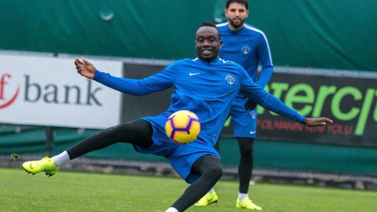 Kasımpaşa, Fenerbahçe hazırlıklarını sürdürdü