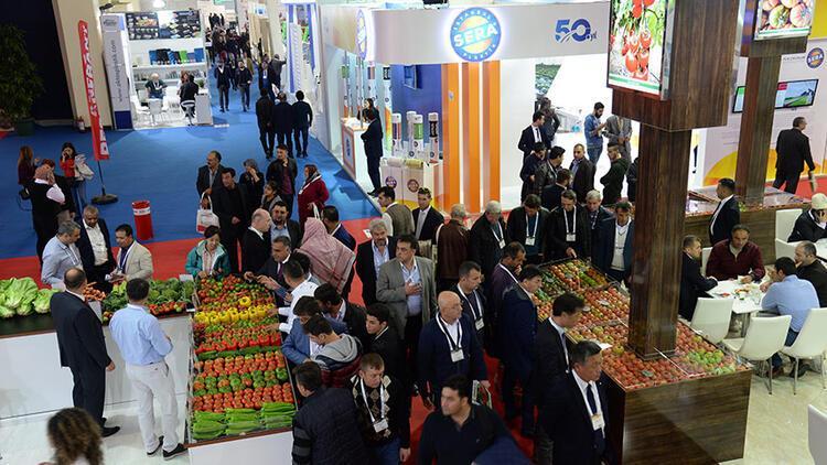 Growtech Eurasia 18. Uluslararası Tarım Fuarı, ziyarete açıldı