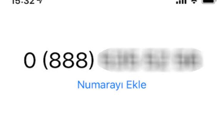 0888 ile başlayan numaradan Digifon yazılı SMS alanlar dikkat