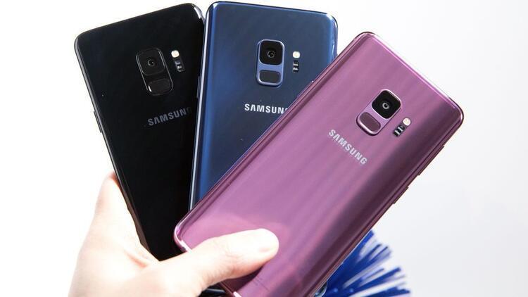 Samsung Galaxy S9un yeni modeli görüntülendi