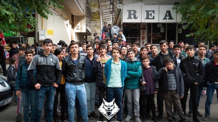 Wolfcity Diyarbakır'da katılım rekoru kırıldı