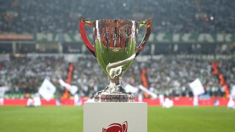 Ziraat Türkiye Kupasında maç programı belli oldu