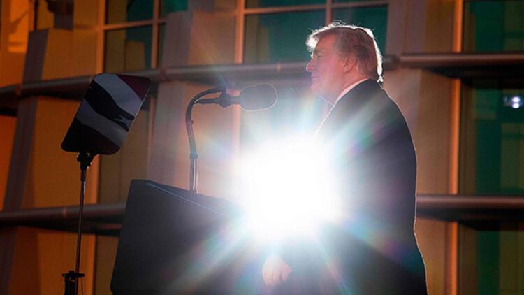 Oklar Trump ve veliaht prense döndü: Örtbasın parçası